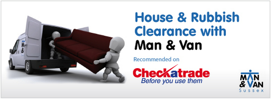 House clearances from Man & Van